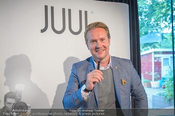 Juul Launchevent - Heuer und Das Dach, Wien - Mo 27.05.2019 - Udo UNTERBERGER6