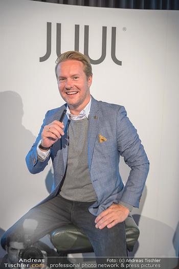 Juul Launchevent - Heuer und Das Dach, Wien - Mo 27.05.2019 - Udo UNTERBERGER7