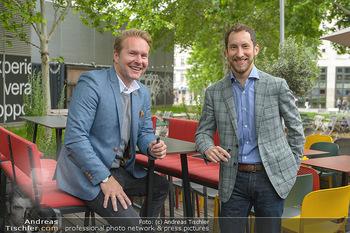 Juul Launchevent - Heuer und Das Dach, Wien - Mo 27.05.2019 - Udo UNTERBERGER, James MONSEES16
