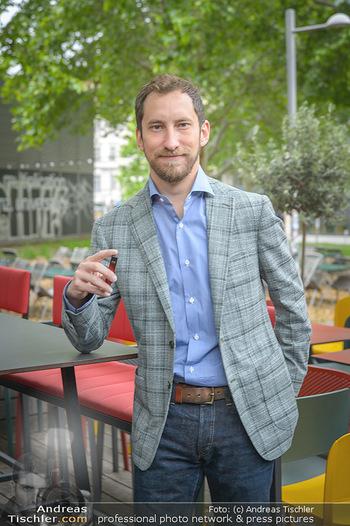 Juul Launchevent - Heuer und Das Dach, Wien - Mo 27.05.2019 - James MONSEES22
