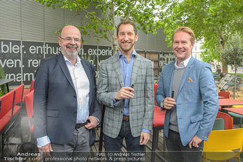 Juul Launchevent - Heuer und Das Dach, Wien - Mo 27.05.2019 - 25