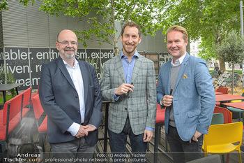 Juul Launchevent - Heuer und Das Dach, Wien - Mo 27.05.2019 - 28