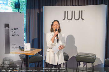 Juul Launchevent - Heuer und Das Dach, Wien - Mo 27.05.2019 - 59