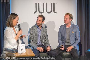 Juul Launchevent - Heuer und Das Dach, Wien - Mo 27.05.2019 - 61