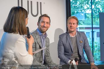 Juul Launchevent - Heuer und Das Dach, Wien - Mo 27.05.2019 - 62