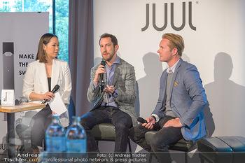 Juul Launchevent - Heuer und Das Dach, Wien - Mo 27.05.2019 - 63