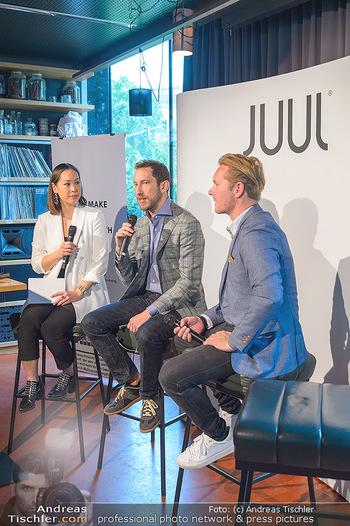 Juul Launchevent - Heuer und Das Dach, Wien - Mo 27.05.2019 - 64