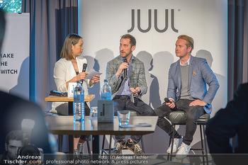 Juul Launchevent - Heuer und Das Dach, Wien - Mo 27.05.2019 - 66