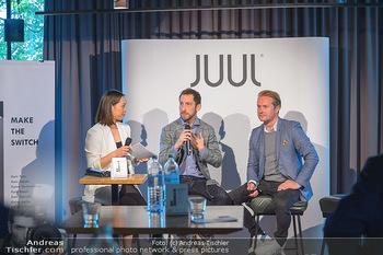 Juul Launchevent - Heuer und Das Dach, Wien - Mo 27.05.2019 - 69