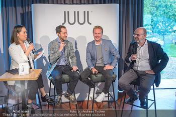 Juul Launchevent - Heuer und Das Dach, Wien - Mo 27.05.2019 - 72