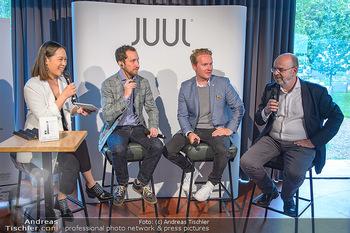 Juul Launchevent - Heuer und Das Dach, Wien - Mo 27.05.2019 - 73