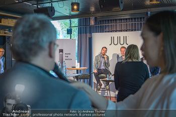 Juul Launchevent - Heuer und Das Dach, Wien - Mo 27.05.2019 - 78