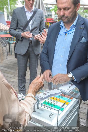 Juul Launchevent - Heuer und Das Dach, Wien - Mo 27.05.2019 - 91