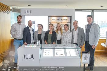 Juul Launchevent - Heuer und Das Dach, Wien - Mo 27.05.2019 - 106