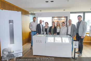 Juul Launchevent - Heuer und Das Dach, Wien - Mo 27.05.2019 - 107