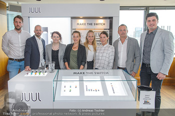 Juul Launchevent - Heuer und Das Dach, Wien - Mo 27.05.2019 - 108