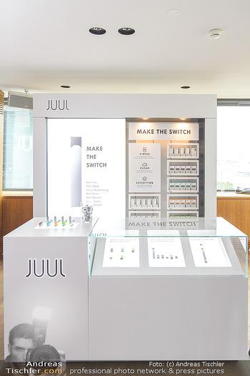 Juul Launchevent - Heuer und Das Dach, Wien - Mo 27.05.2019 - 109