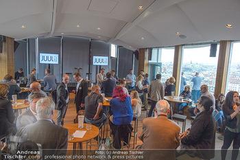 Juul Launchevent - Heuer und Das Dach, Wien - Mo 27.05.2019 - 131