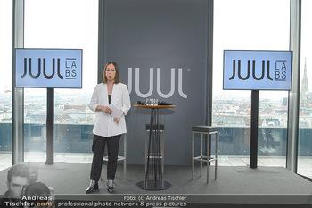 Juul Launchevent - Heuer und Das Dach, Wien - Mo 27.05.2019 - Miriam HIE155