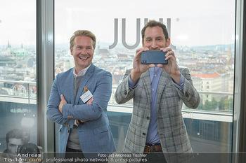 Juul Launchevent - Heuer und Das Dach, Wien - Mo 27.05.2019 - James MONSEES, Udo UNTERBERGER157
