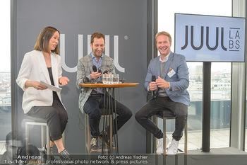 Juul Launchevent - Heuer und Das Dach, Wien - Mo 27.05.2019 - 159