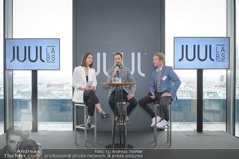 Juul Launchevent - Heuer und Das Dach, Wien - Mo 27.05.2019 - 163