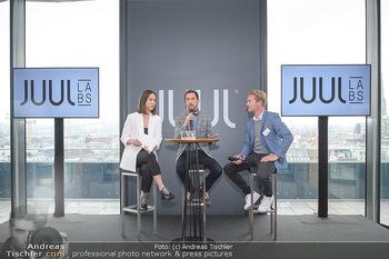Juul Launchevent - Heuer und Das Dach, Wien - Mo 27.05.2019 - 164