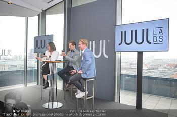 Juul Launchevent - Heuer und Das Dach, Wien - Mo 27.05.2019 - 165