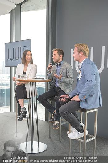Juul Launchevent - Heuer und Das Dach, Wien - Mo 27.05.2019 - 167