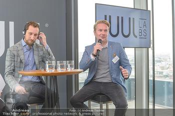 Juul Launchevent - Heuer und Das Dach, Wien - Mo 27.05.2019 - 169