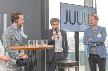 Juul Launchevent - Heuer und Das Dach, Wien - Mo 27.05.2019 - 174