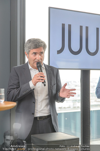 Juul Launchevent - Heuer und Das Dach, Wien - Mo 27.05.2019 - 175