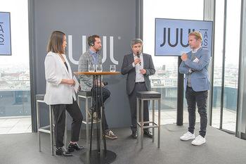 Juul Launchevent - Heuer und Das Dach, Wien - Mo 27.05.2019 - 176