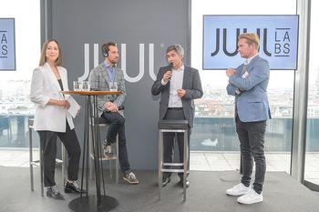 Juul Launchevent - Heuer und Das Dach, Wien - Mo 27.05.2019 - 177