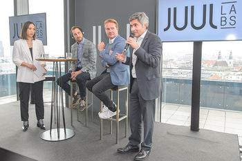 Juul Launchevent - Heuer und Das Dach, Wien - Mo 27.05.2019 - 178