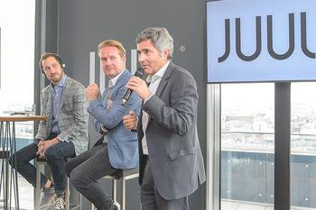 Juul Launchevent - Heuer und Das Dach, Wien - Mo 27.05.2019 - 179