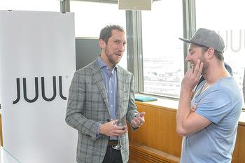 Juul Launchevent - Heuer und Das Dach, Wien - Mo 27.05.2019 - 219