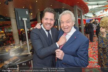emba Awards 2019 - Casino Baden - Di 28.05.2019 - Harald SERAFIN mit Sohn Daniel19