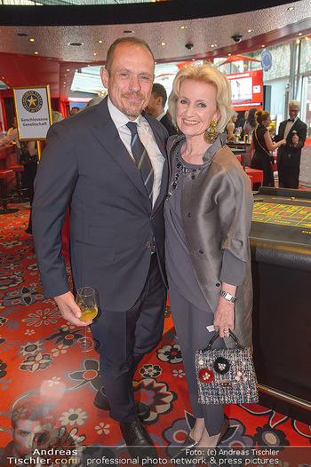 emba Awards 2019 - Casino Baden - Di 28.05.2019 - Elisabeth GÜRTLER, Gery KESZLER54