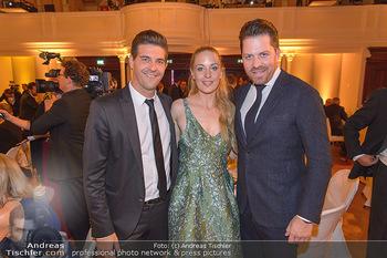 emba Awards 2019 - Casino Baden - Di 28.05.2019 - Norbert OBERHAUSER, Lilian KLEBOW, Daniel SERAFIN107