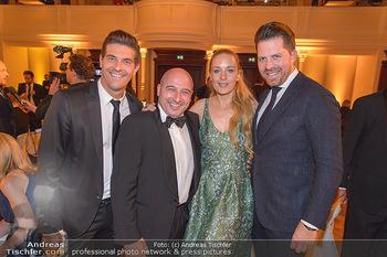 emba Awards 2019 - Casino Baden - Di 28.05.2019 - Norbert OBERHAUSER, Christoph FÄLBL, Lilian KLEBOW, Daniel SERA109