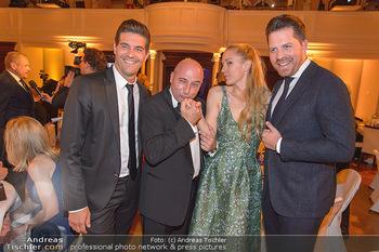emba Awards 2019 - Casino Baden - Di 28.05.2019 - Norbert OBERHAUSER, Christoph FÄLBL, Lilian KLEBOW, Daniel SERA110