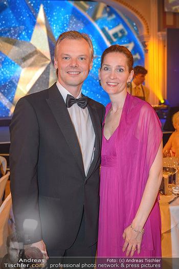 emba Awards 2019 - Casino Baden - Di 28.05.2019 - Peter SIDLO mit Ehefrau Verena128