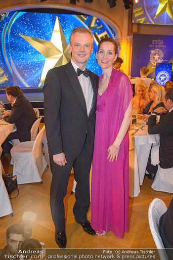 emba Awards 2019 - Casino Baden - Di 28.05.2019 - Peter SIDLO mit Ehefrau Verena129
