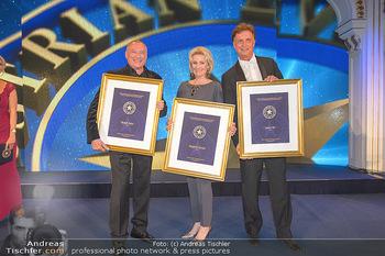 emba Awards 2019 - Casino Baden - Di 28.05.2019 - Rudi JOHN, Elisabeth GÜRTLER, Walter ILK193