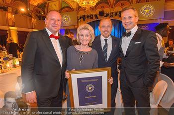 emba Awards 2019 - Casino Baden - Di 28.05.2019 - Franz Xaver BRUNNER, Elisabeth GÜRTLER, Gery KESZLER, Martin BR202