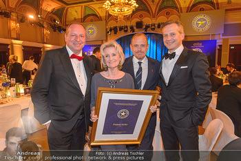 emba Awards 2019 - Casino Baden - Di 28.05.2019 - Franz Xaver BRUNNER, Elisabeth GÜRTLER, Gery KESZLER, Martin BR203