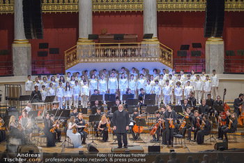 All for Autism Charity Konzert - Konzerthaus, Wien - Do 30.05.2019 - Kinderchor Tbilisi Kids Capella89