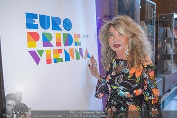EuroPride Auftaktgala - Kunsthistorisches Museum KHM, Wien - So 02.06.2019 - Jeanine SCHILLER23