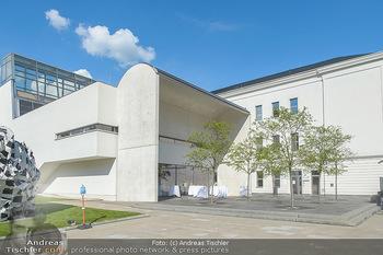 10 Jahresfeier - ISTAustria Klosterneuburg - Di 04.06.2019 - IST Austria von außen2